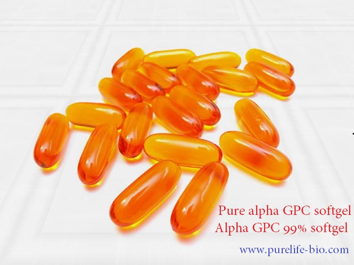 Sell Pure Alpha GPC (99%) softgel