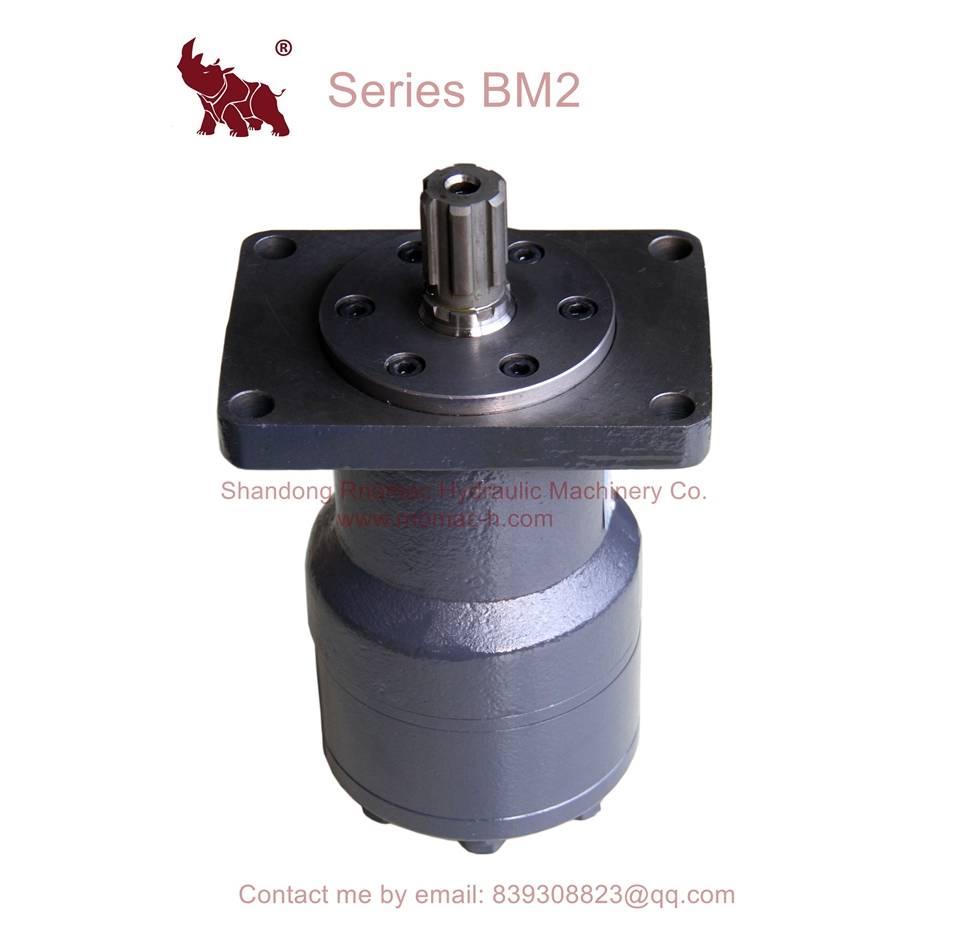 BM2 Orbital Hydraulic Motor