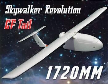 Skywalker Revolution 1720mm Wingspan Carbon fiber tail FPV Platform