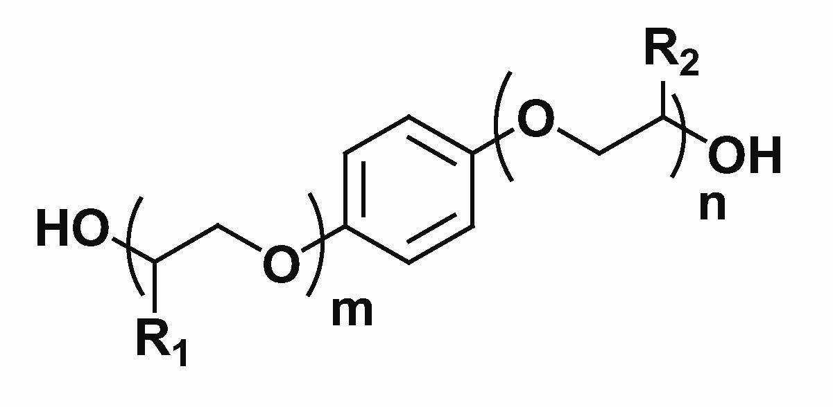 Alkoxylated Hydroquinone (HQEE, CAS NO. 104-38-1)