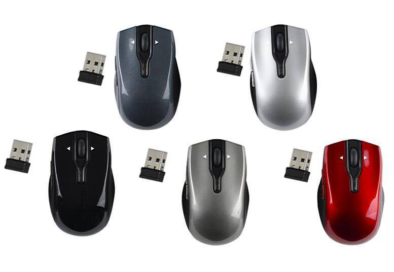 2.4G Computer Mouse Wireless Optical Mouse