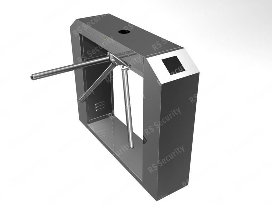 Entrance turnstile Waist Height Turnstile(RS Security)