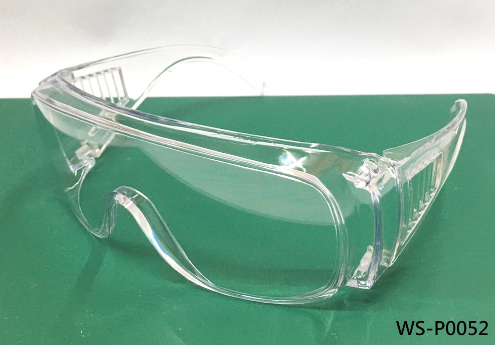 selling safety glasses