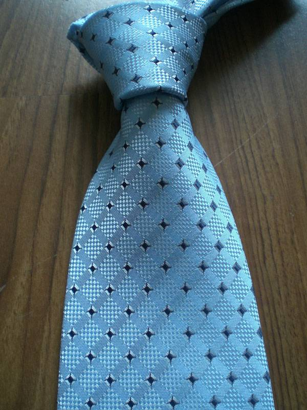 Blue Neck Ties
