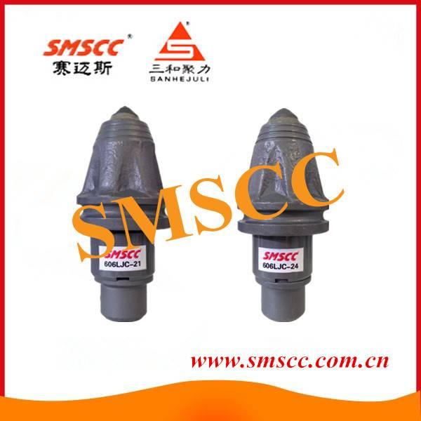 C3KBF 20mm Construction Foundation Tungsten Carbide Conical Shank Bullet Bit