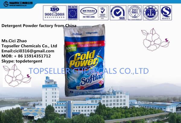 Sell 20kg 25kg 30LBS 50kg 500kg Bulk Package Jumbo bag Base Powder Detergent Washing Powder