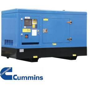 Cummins diesel generator set, 18-800kw, watercooled, brushless, DC alternator, with ATS, AMF.
