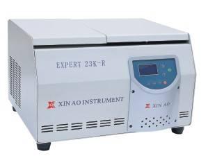 Lab centrifuge, high speed refrigerated centrifuge