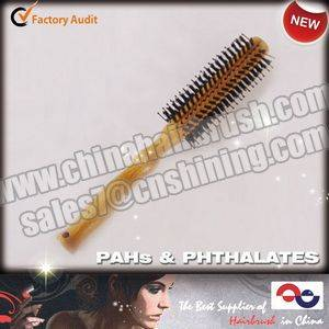 Bamboo Round Hair Brush