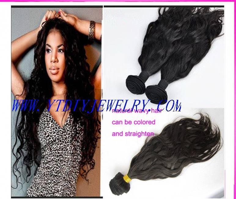 Brazilian virgin hair Natural wave