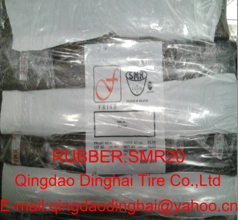 Purchasing natural rubber:SMR20