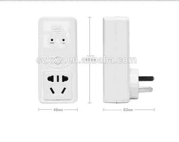 hot new products of 2015 smart home push rocket switch smart lighting wireless
