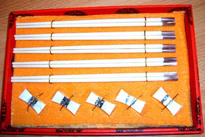 Sell Bone Carving Chopsticks