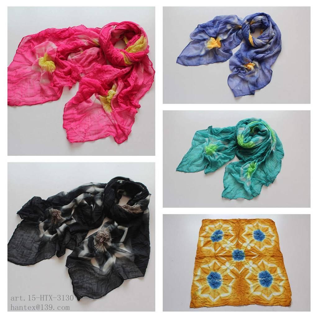 ladie's spring scarf