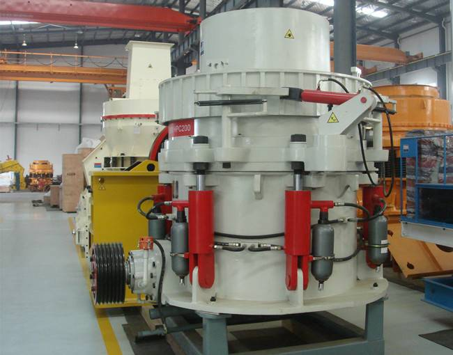 sell HP160M Hydraulic Cone Crusher