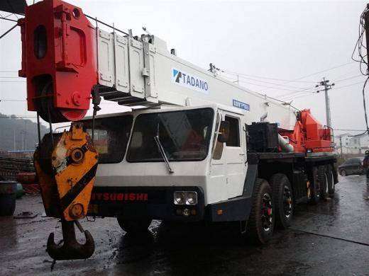 Used TADANO TG-750M Truck Crane
