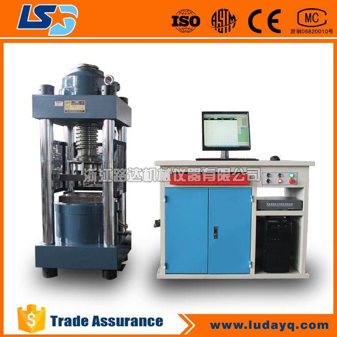 TSY series constant load (automatic) pressure testing machine
