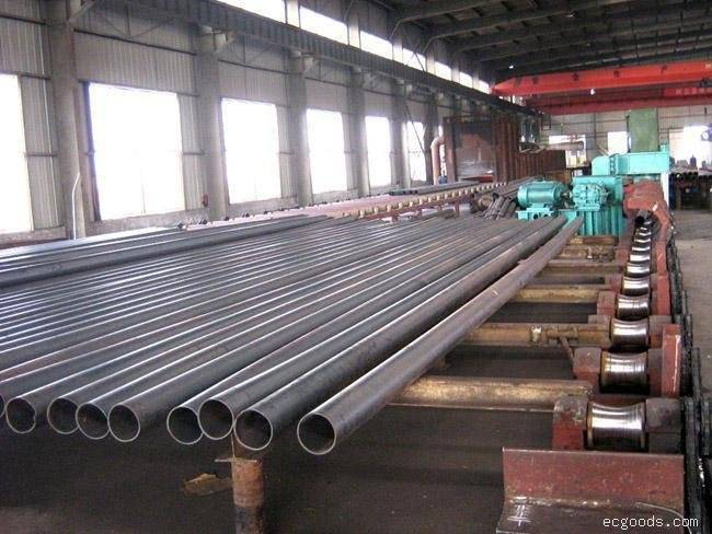 ASTM A252 SSAW STEEL PILING from tianjin