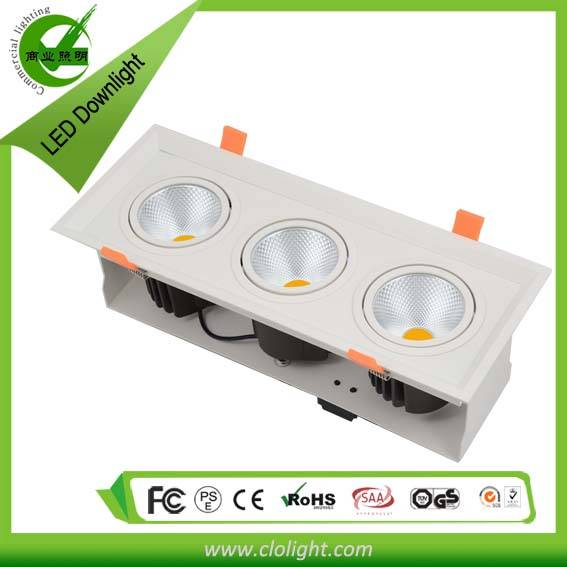 Downlights Item Type 36W COB downlight newest design
