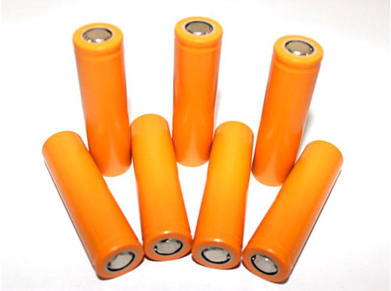 2600mAh Li-ion battery,18650 battery