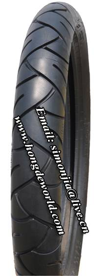 Motorcycle tire 90/80-17