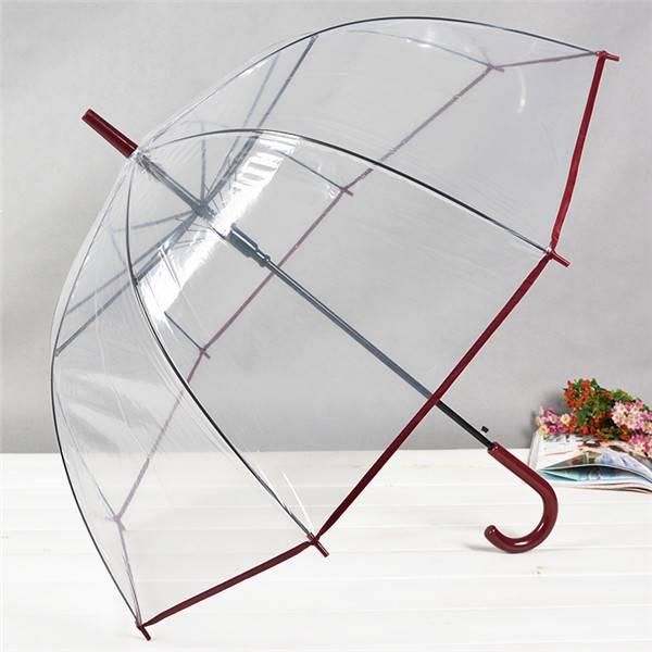 Clear POE umbrella