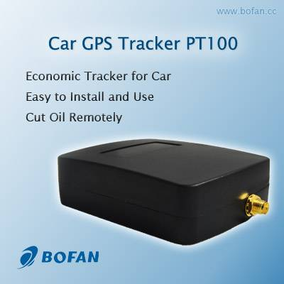 GPS cheap basic simple vehicle car tracker PT100-1