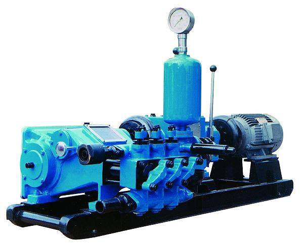 BW-150 mud pump for geological exploration