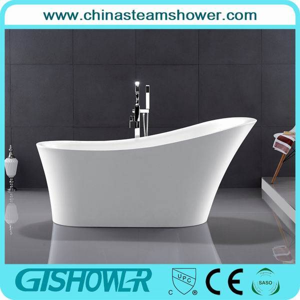 Freestanding Asymmetric Bathtub (KF-729)