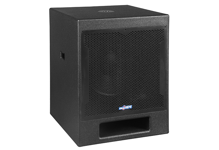 """15"""" active professional powered PA column speaker system VC15BE"""