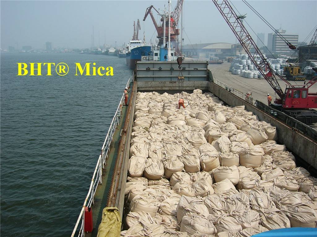 largest exporter of mica powder in China