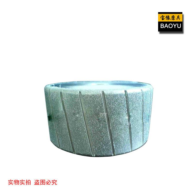 Slotted round steel manufacturers, wholesale glass, stone slotted wheel, artificial stone slotted wh