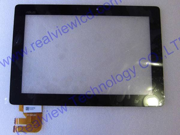 For Asus Transformer Pad TF300 G03 10.1 Touch Screen Digitizer Glass Lens cable 69.10I21.G03 tablet