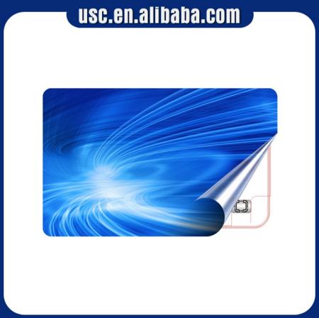 UHF 860~960MHz logo printing pvc uhf cards
