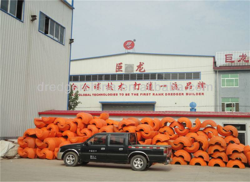 HDPE sand dredging pipe performance