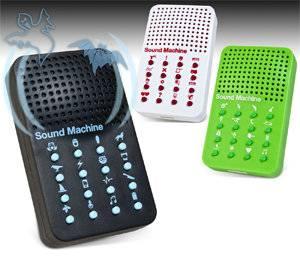 Sound Machine-geek toys