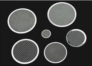 Stainless Steel Filter Disc Metal Filter