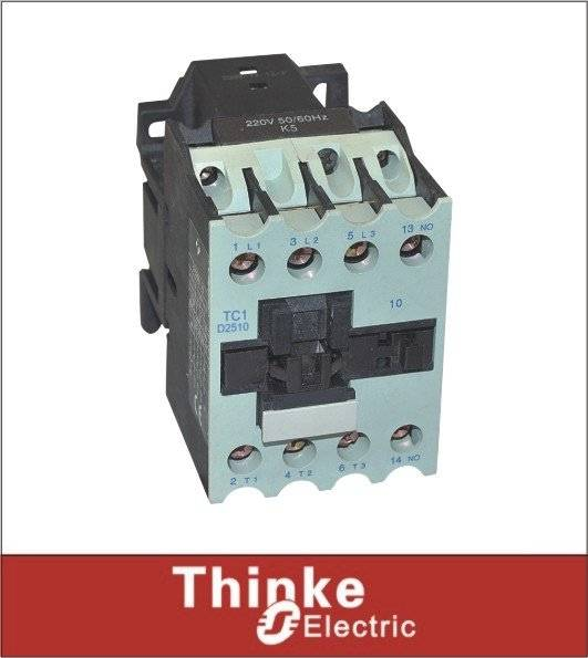 AC Contactor LC1-D old type