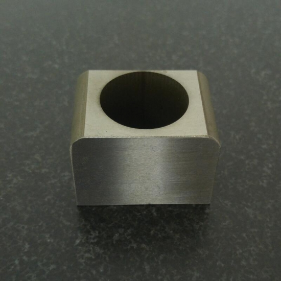 Welding Part With Good Machining