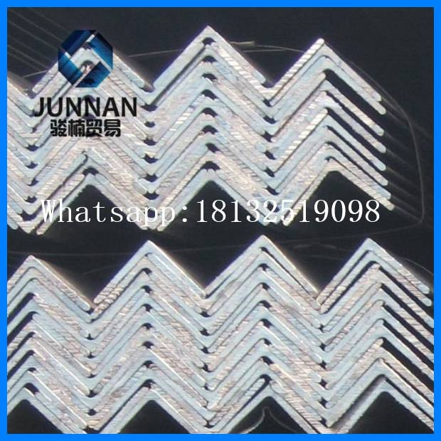JIS G3192 steel angle bar