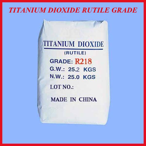 GENERAL USE TITANIUM DIOXIDE R218