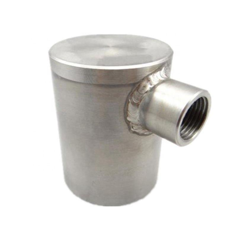 China custom aluminum tube welding services