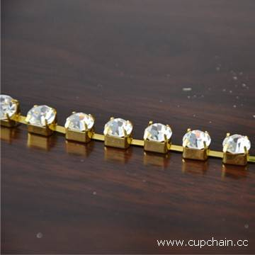 Strass cup chain,,hinestone cup chain, crystal cup chain, swarovsky,fusenby,asfour