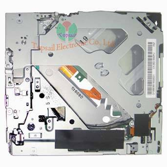 6 Disc CD Changer Mechanism for Audi, Mercedes, Porsche