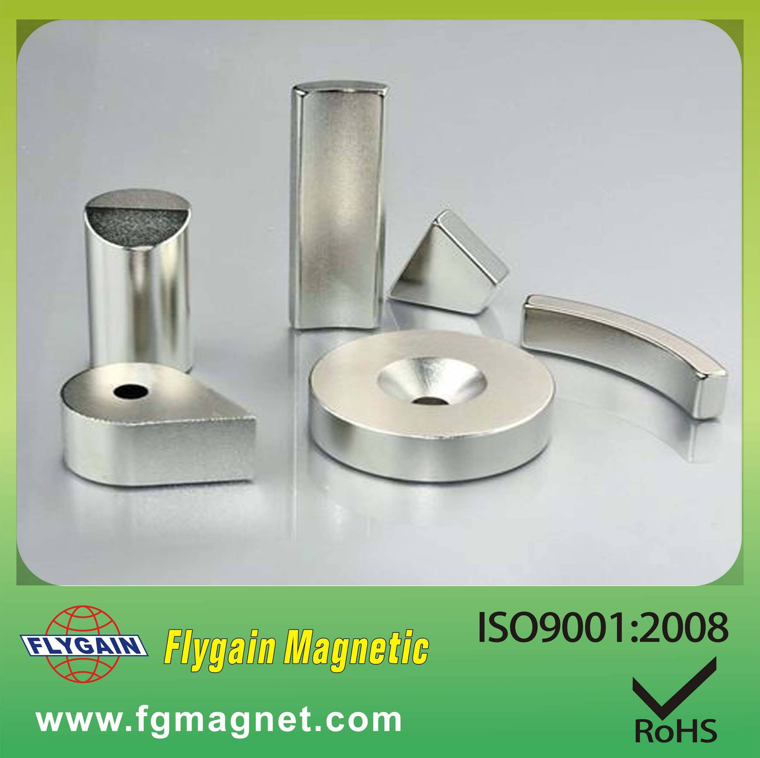 strong permanent neodymium magnet