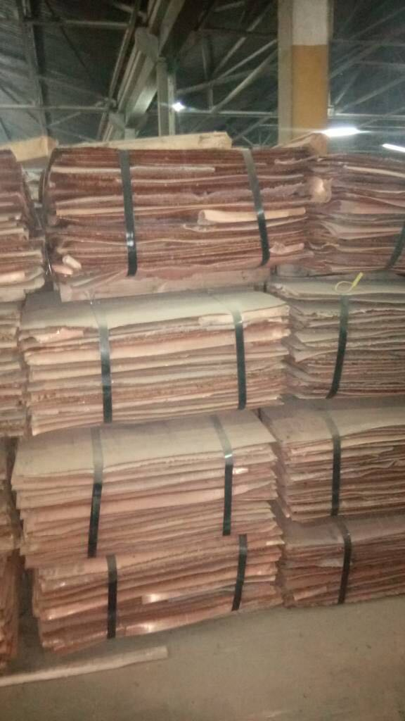 Copper cathodes and copper cathodes scrap