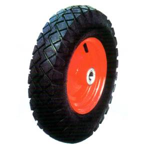 sell wheelbarrow wheel, pneumatic wheel,solid rubber wheel,foam wheel,tubeless wheel,castor wheel