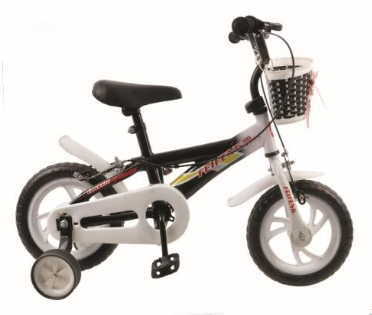 EVA tire mountain bike kids bike with training wheels children bicycle