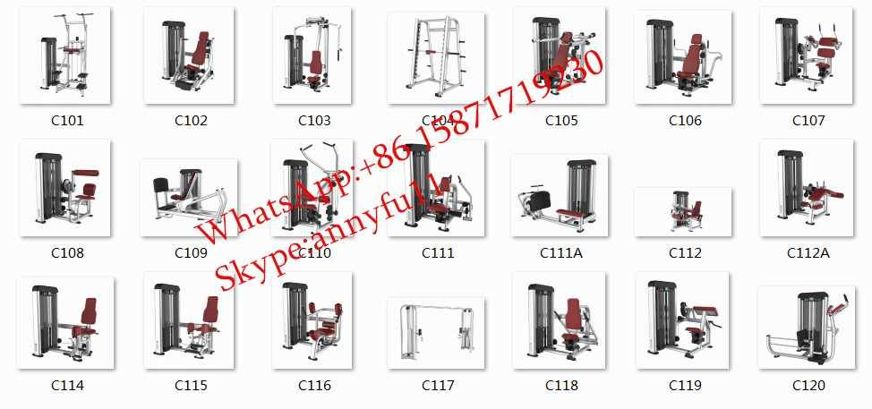 Bailih dumbbell bench adjustable bench P160 Strength Equipment