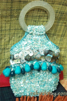 Sell Ladies Hand bags/ Handmade beaded bags Cebu Philippines